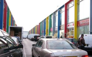 Centre commercial grossiste Aubervilliers